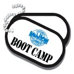 Dog Tags Boot camp